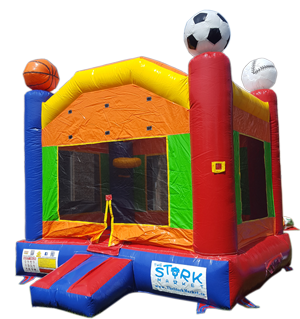 Bouncy house rental Vaughan